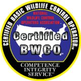 Certified Basic Wildlife Control Operator