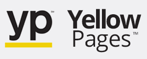 We're in Yellow Pages