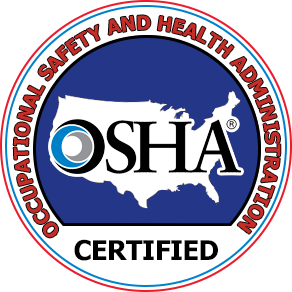 Occupational Safety and Health Administration Certificate